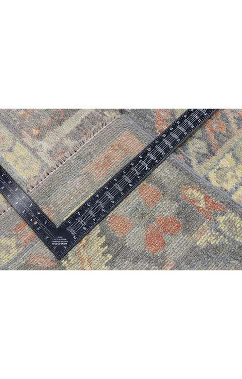 9 x 12 Contemporary Oushak Rug 80681