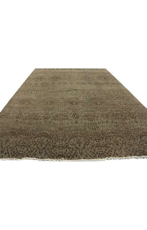 New Transitional 10 x 14 Oriental Area Rug